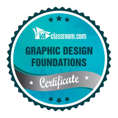 Graphic Design Foundation Badge